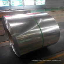 Hot Dipped Zinc Coated Cold Rolled Galvanzied Steel Coil Supplier