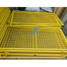 Забор из высококачественной проволочной сетки