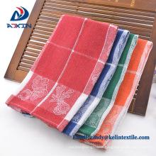 Piment printing microfiber kitchen tea towel