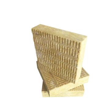 Placa de isolamento de lã de rocha de parede externa de boa qualidade