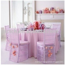 romantic chair covers