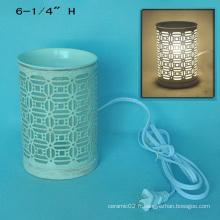 Réchauffeur de parfum en métal électrique -15ce00895
