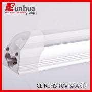 100lm/w SMD LED T8 Led Tube Lighting pole dance tube