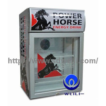 Chinese factory for beverage display refrigerator