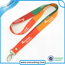 Custom Heat Transfer Printing Lanyard for Promotion