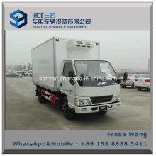 Jmc 4X2 Drive Type Refrigerator Truck, Small Refrigerator Freezer Truck