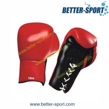 Boxhandschuhe (MMA Handschuhe), Leder Boxhandschuh