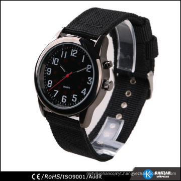 classic hand watch quartz stainless steel case back watch