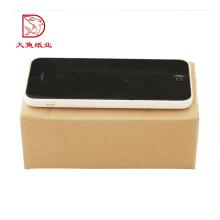 Usine directe en gros personnalisé recyclable téléphone mobile boîte d'emballage