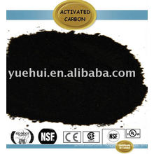 coal-based powder activated carbon for garbage burning