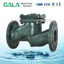 Тип фланца Подъемный обратный клапан ASTM, изготовленный в Китае