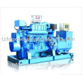 Vente directe en usine diesel générant 100kw avec ATS