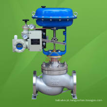 Tipo de globo pneumático de válvula de controle de diafragma (GHTC)