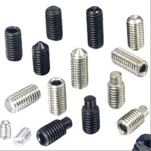 Vis à fixation en acier inoxydable DIN913 / 914/915/916