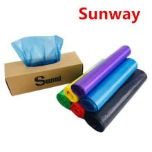 Custom Plastic Garbage Bags