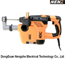 Drill Equipment Rotary Hammer with Dust Extractor (NZ30-01)