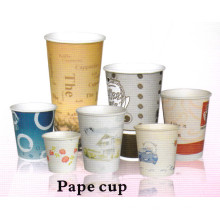 12oz Hot Sale descartáveis ​​Hot Coffee Paper Cup