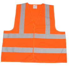 EN ISO 20471 Class2 Yellow High Visibility  Safety Vest
