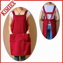 Fashion Cotton Printed Kitchen Apron, Cooking Cloths