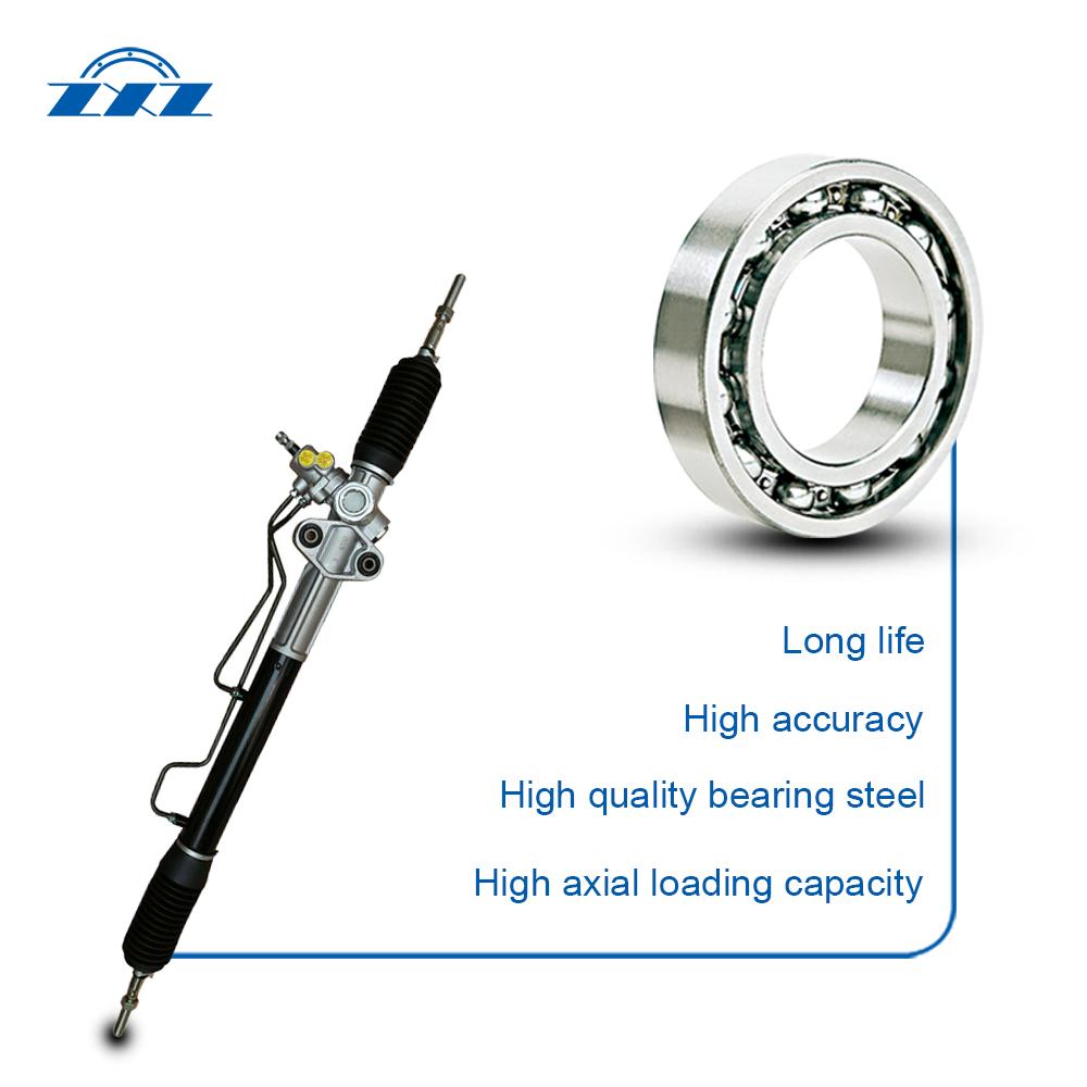 DGBB steering bearings Application