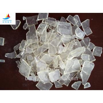 Resina acrílica sólida a base de agua LZ-687