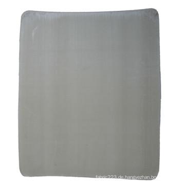 NIJ IV UHMWPE, Aluminiumoxid Compositing kugelsichere Platte
