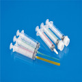 CE Approal Oral Syringe with Adapter 5ml