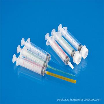 Медицинские одноразовые Оральный шприц (2мл, 5мл, 10мл, 20мл)