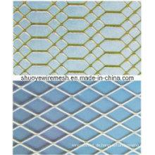 PVC-beschichtetes Streckmetallgewebe