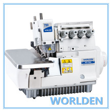 Wd-700d Super High Speed Direct Drive Overlock Sewing Machine