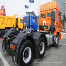Weichai Engire 6 * 4 Shacman Tractor Truck