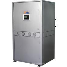 Bomba de calor de fonte de água multifunções - recuperação de calor