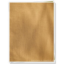 tejido de lino teñido y estampado para camisa