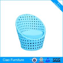 Синтетический Ротанг Плетеное Кресло Для Продажи