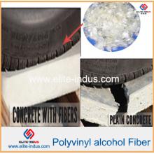 ПВА волокна для армирования бетона