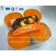 Wholesale Different Fragrance Scented Tealight Candles in Bulk