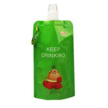 For juice/tea/wine/coffee plastic packaging spout bag