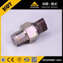 Sensor ND499000-4441 WA470-5 Common Rail Assembly pièces chargeuse sur pneus