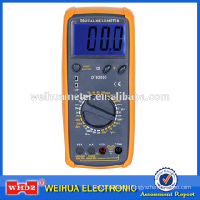 High Precise Digital Multimeter DT8200D with buzzer Capacitance test