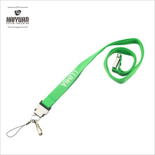 Personalized Lanyard with Metal Buckle