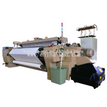 Automatic air jet loom weaving cotton fabric is similar with toyota quality