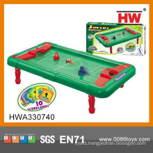 Hot Selling Kid's Plastic Indoor Mini Football Soccer Table Toy