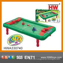 Hot vendendo miúdo de plástico Indoor mini futebol futebol mesa de brinquedo