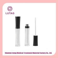 Frasco cosmético acrílico 8ml lip gloss recipientes