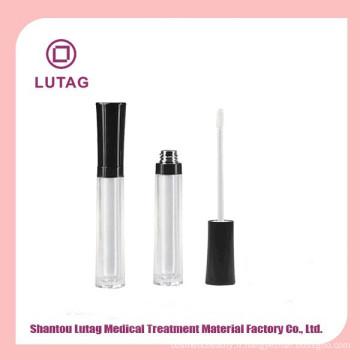 Conteneurs de gloss lèvres pot cosmétique acrylique 8 ml