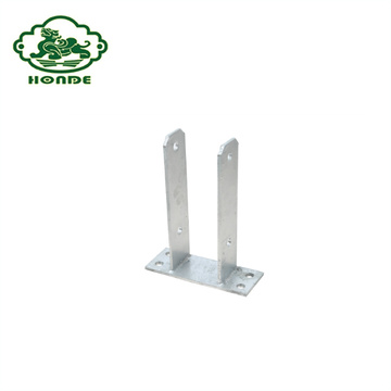 Dukungan Hot-Dip Galvanized U Post