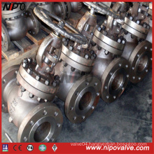 Cast Steel Bolt Bonnet Flanged Globe Valve