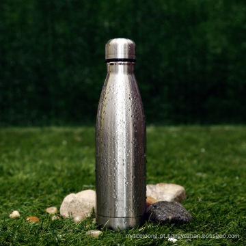Copo 500ml de aço inoxidável personalizado do vácuo