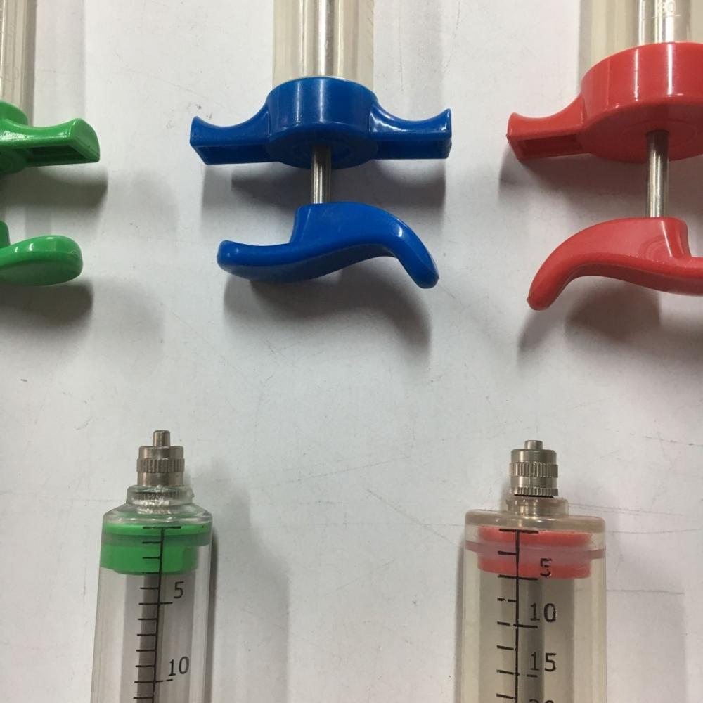 Colorful Syringe