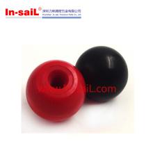 2016 hecho en fabricante de perlas de bola de hilo de proveedor de China